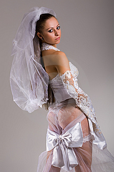 Sensual Wedding Tale Royalty Free Stock Photos - Image: 8686058