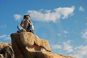 Young Photographer Stock Photos - Image: 8687633
