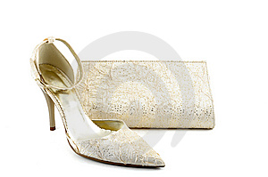 Shoes And Bag Stock Photo - Image: 8689520