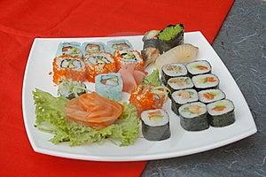 Sushi Royalty Free Stock Image - Image: 8694166