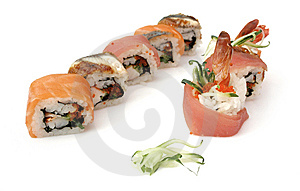 Sushi Stock Photography - Image: 8694182