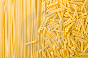 Uncooked Pasta Stock Photos - Image: 8694443