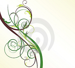 Light Floral Background Stock Photos - Image: 8698643