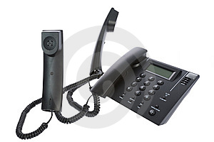 Business Phone Close Up Stock Images - Image: 8701594