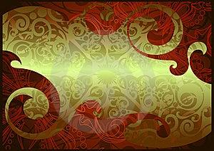 Decor Background Royalty Free Stock Photos - Image: 8701658