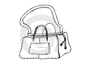 Bag Royalty Free Stock Image - Image: 8703746