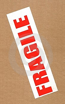 Fragile Royalty Free Stock Images - Image: 8705789