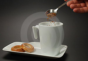 Coffee Cup Stock Photo - Image: 8708120