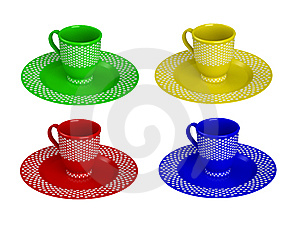 Cups Stock Photos - Image: 8711223