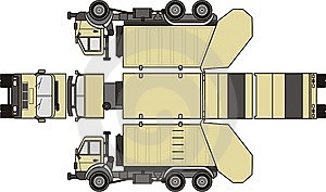 Truck Royalty Free Stock Images - Image: 8712129