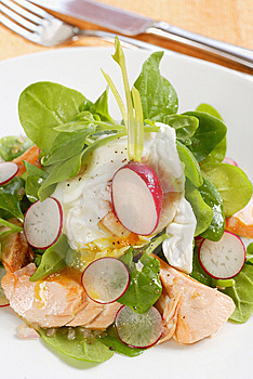 Fresh Salad Royalty Free Stock Images - Image: 8712619