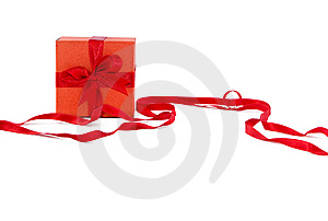 Orange Box Stock Image - Image: 8721241