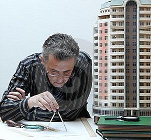 Architect Stock Photo - Image: 8721890