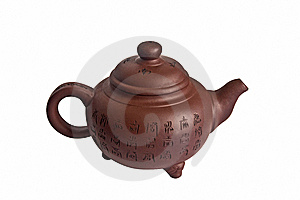 Chinese Teapot Royalty Free Stock Images - Image: 8724049