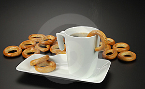 Coffee Cup Royalty Free Stock Photo - Image: 8724095