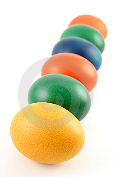 Easter Eggs Stock Photos - Image: 8724103