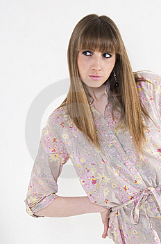 Female Model Stock Photo - Image: 8724910