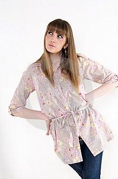 Female Model Stock Photography - Image: 8724962