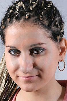 Dreadlocks Hairdress Stock Photo - Image: 8725060