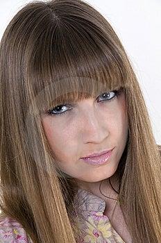 Female Model Stock Photo - Image: 8725100