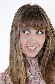 Female Model Royalty Free Stock Photo - Image: 8725165