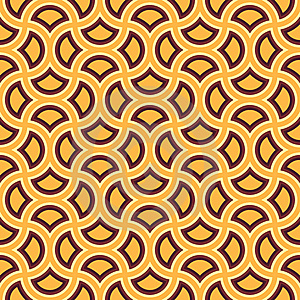Brown Yellow Pattern Royalty Free Stock Photos - Image: 8728908