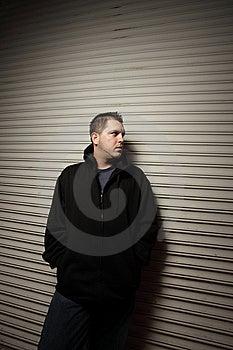 Night Criminal Stock Photo - Image: 8731660