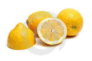 Lemon Royalty Free Stock Photos - Image: 8735428