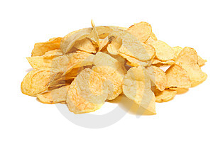 Chips Potato Royalty Free Stock Image - Image: 8735956