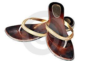 Ladies  Footwear Stock Image - Image: 8736931