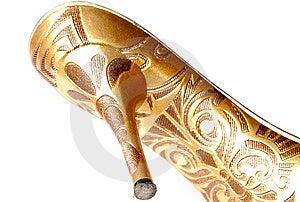 Ladies Footwear Royalty Free Stock Images - Image: 8737119