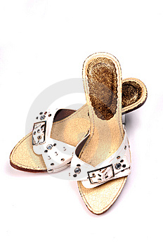 Ladies Footwear Royalty Free Stock Photos - Image: 8737178
