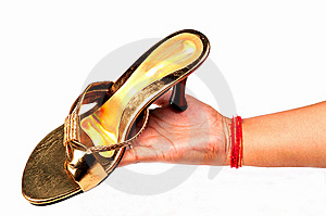 Ladies Footwear Stock Photos - Image: 8737413