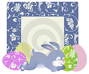 Easter Illustration. Royalty Free Stock Photos - Image: 8741768