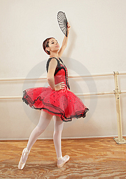 Ballerina Dancer Stock Photography - Image: 8743432