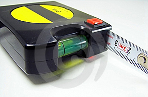 Measure Tape Stock Image - Image: 8744681