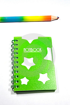 Back To School Notebook And Pencil Stock Images - Image: 8745974
