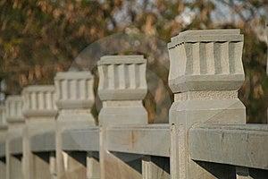 Chinese Stone Bridge Stock Images - Image: 8747004