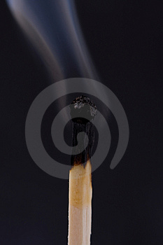 Smoke Matches Royalty Free Stock Images - Image: 8747169