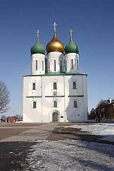 Old Russian Church Stock Photos - Image: 8748553