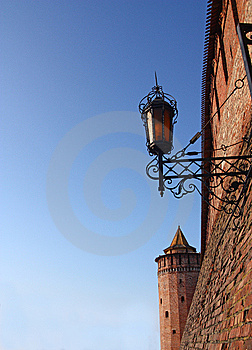 Walls Of Ancient Kremlin Stock Images - Image: 8748664
