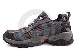 спорт ботинка Стоковое Фото - изображение: 8748840
