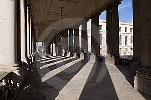 Greenwich University Exterior Stock Photography - Image: 8749312