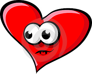 Big Red Heart Stock Photography - Image: 8750402