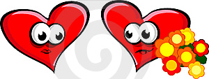 Big Red Heart Royalty Free Stock Photos - Image: 8750408