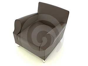 Leather Chair Stock Photos - Image: 8751573