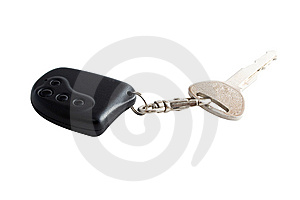 Ignition Key Royalty Free Stock Photography - Image: 8751987