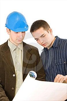 Architects Stock Photos - Image: 8752003