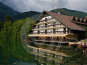 Hotel Resort Royalty Free Stock Image - Image: 8753126