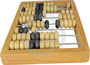 Wooden Abacus Stock Photos - Image: 8754263